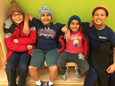 Community Health Update- Crocheted Hats