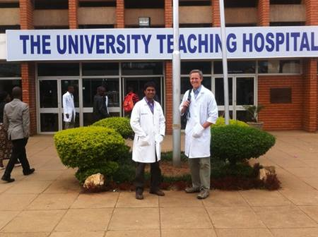 Zambia University Teaching Hospital