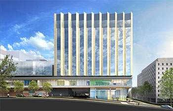 BIDMC's New Inpatient Building - Architect's Rendering