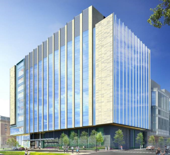BIDMC's New Inpatient Building