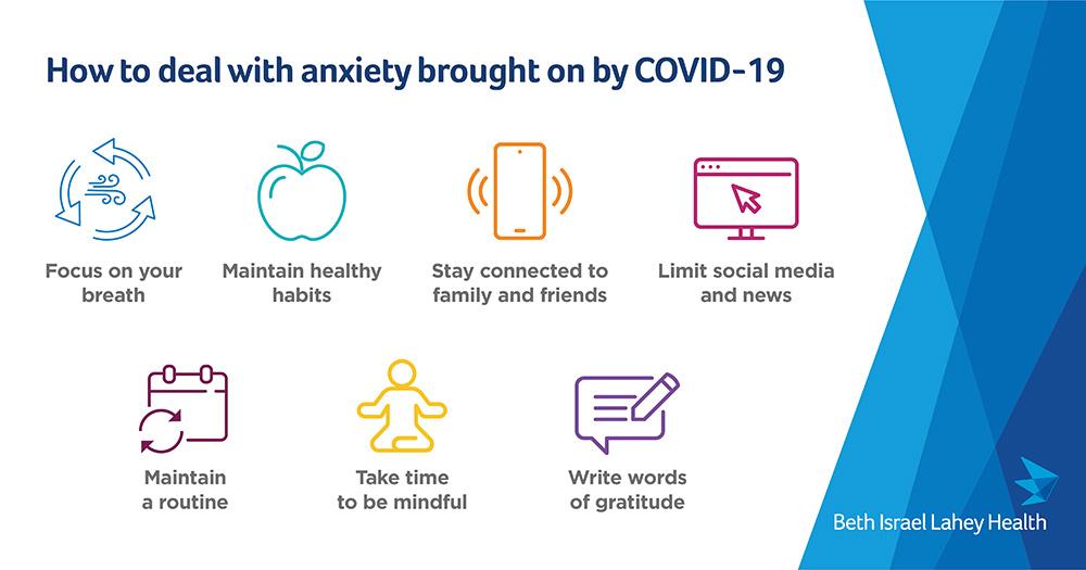 Combatting COVID-19 Stress: Advice from BIDMC Mental ...