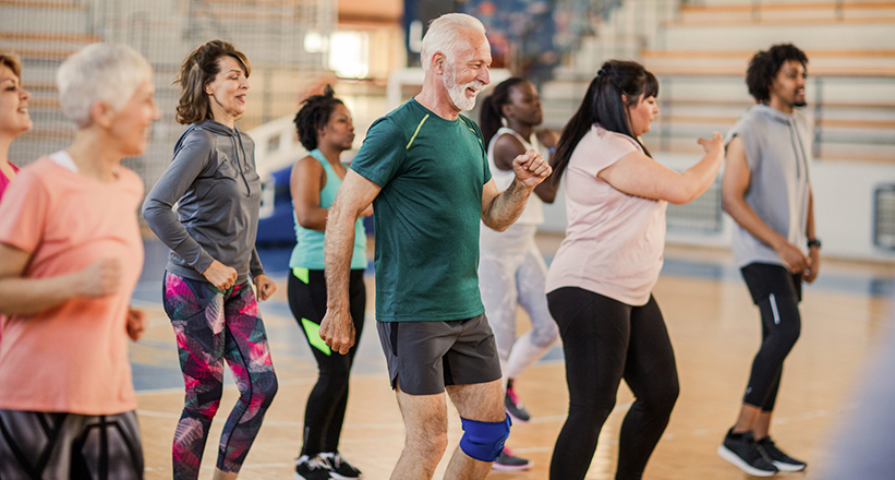 Exercise Class for Heart Health