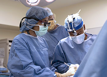 Lung Cancer Surgery at BIDMC