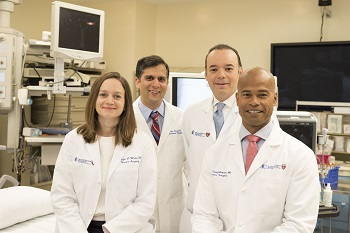 BIDMC's Chest Disease Center Team