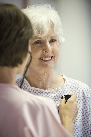 Senior health primary care