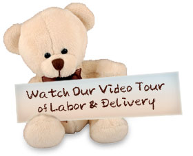 Labor & Delivery Video Tour Button