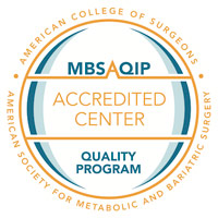 Metabolic and Bariatric Surgery Accreditation and Quality Improvement Program (MBSAQIP) Seal