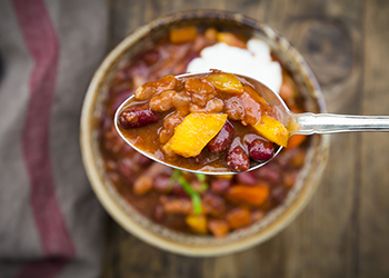 delicious chili for weight loss
