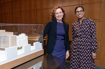 BIDMC's New Inpatient Building - Building Model and Design Team