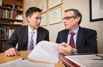 Robert Yeh, MD and Peter Zimetbaum, MD