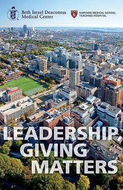 BIDMC Leadership Giving Brochure