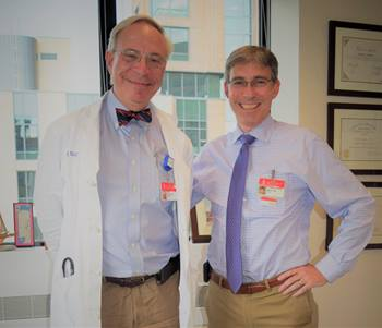 Mark Zeidel, MD and Christopher Smith, MD