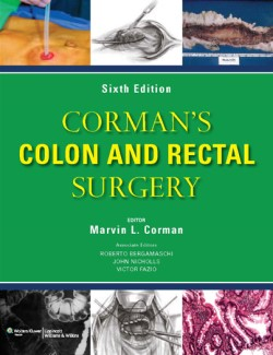 Corman's Colon and Rectal Surgery cover