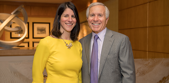 Danielle Remis Hackel,  Tom DeSimone