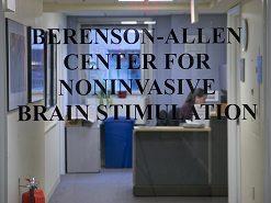 Berenson-Allen Center for Noninvasive Brain Stimulation