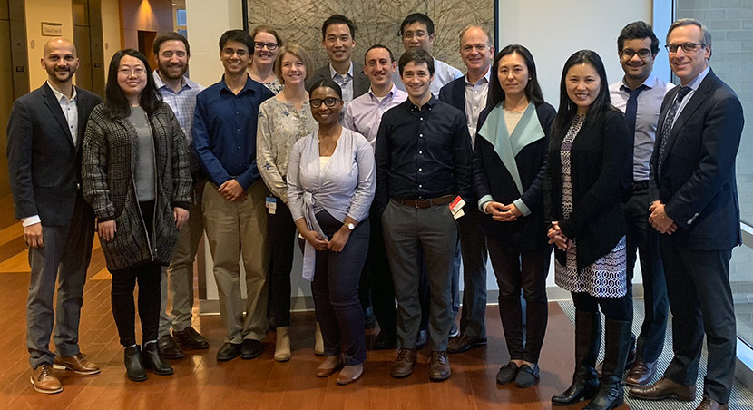 Faculty and staff of the Smith Center for Outcomes Research in Cardiology